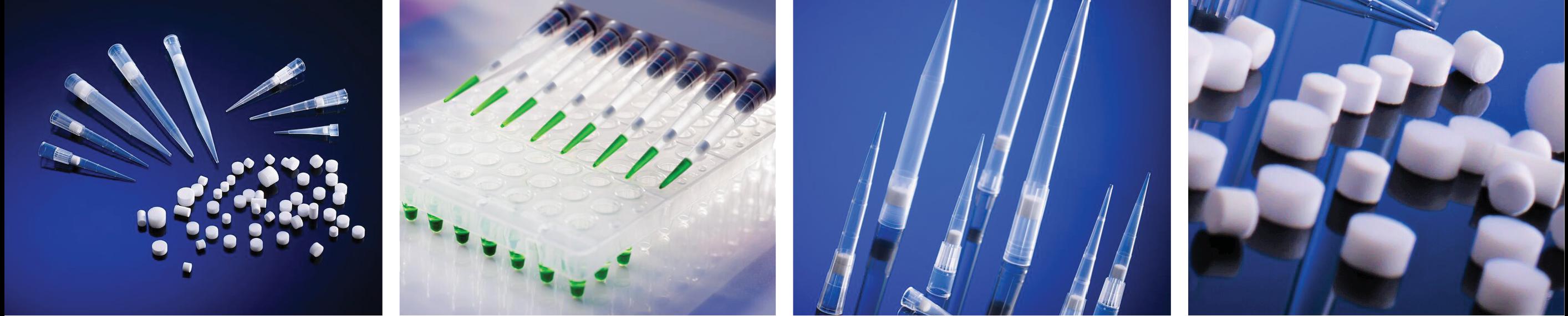 Pipette Tip Filters Vyon Porous Plastics